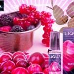 REVUE / TEST : Cranberry Blast (Gamme Mix) par Liqua