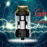 REVUE / TEST : Ghost Inhale Tank par Avidvape