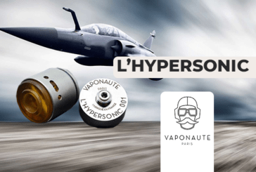 INFO BATCH : L'Hypersonic (Vaponaute)