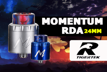 INFO BATCH : Momentum 24mm BF RDA (Tigertek)
