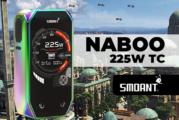 INFO BATCH : Naboo 225W TC (Smoant)