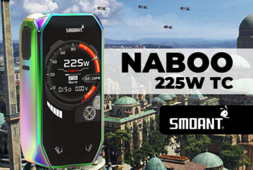 BATCH INFO: Naboo 225W TC (Smoant)