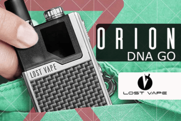 BATCH INFO: Orion DNA Go (Lost Vape)
