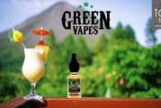 REVUE / TEST : Pina Colada (Gamme Classique) par Green Vapes