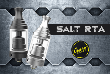 INFO BATCH : Salt RTA (CoilArt)