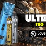 INFO BATCH : Ultex T80 (Joyetech)