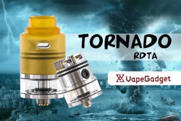 INFO BATCH : Tornado RDTA (VapeGadget)