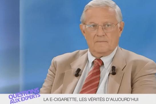 SCIENZA: il professor Dautzenberg risponde nuovamente alle domande sulla sigaretta elettronica.