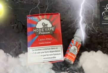 RECENSIONE / PROVA: Alice's Caprice di Home Vape