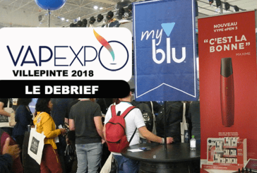 VAPEXPO: Debrief of the 10th edition of the international e-cigarette fair.