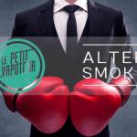 БЕЛЬГИЯ: Alter Smoke групповые атаки Le Petit Vapoteur для недобросовестной конкуренции
