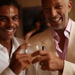 PERSONE: l'attore Vincent Cassel e il rapper Post Malone adottano la sigaretta elettronica myblu.
