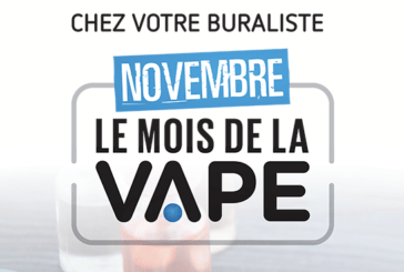 FRANCE: The Month of the Vape, a real engagement of the tobacconists!