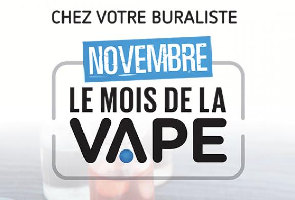 צרפת: חודש של Vape, התחייבות אמיתית של טבק!