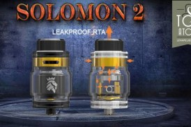 REVUE / TEST : Solomon 2 par Kaees