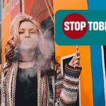 בריטניה המאוחדת: מהדורה חדשה של Stoptober עם סיגריה אלקטרונית!