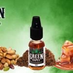 REVUE / TEST : 555 (Gamme Green Vapes) par Green Liquides