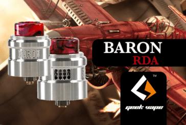 BATCH INFO: Baron RDA (Geekvape)