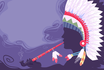 CULTURE: There are 1200 years, Native Americans already smoked tobacco!