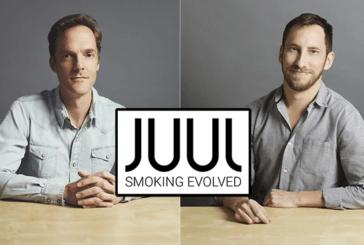 ECONOMIE : Les fondateurs de l'e-cigarette Juul pèsent aujourd'hui 843 millions de dollars chacun.