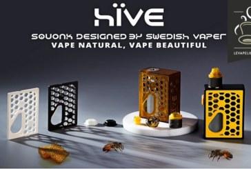 REVUE / TEST : Hive Squonk Dinky par Swedish Vaper