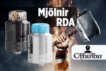 BATCH INFO: Mjölnir RDA (Cthulhu)