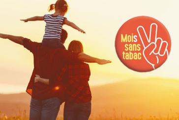 FRANCE : Une progression de 54% pour le Mois sans Tabac par rapport à 2017