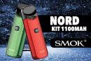 INFO BATCH : Nord Kit 1100mAh (Smok)
