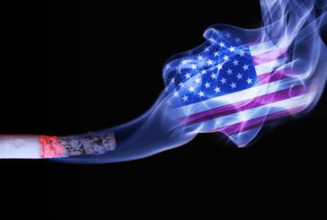 UNITED STATES: The number of smokers has never been so low!