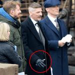 PEOPLE : L'e-cigarette s'impose sur le tournage de la série Peaky Blinders