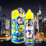REVUE / TEST : Rosco (Gamme Cop Juice) par Eliquid France