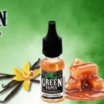 REVIEW / TEST: Green's Custard (Green Vapes Range) by Green Liquides