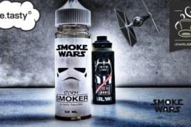 REVIEW / TEST: Storm Smoker (Smoke Wars Range) by E.Tasty