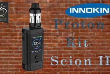 REVIEW / TEST: Kit Proton Scion II di Innokin