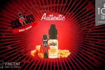 REVUE / TEST: Crunchy Peanut (Authentic Range) di VDLV Cirkus