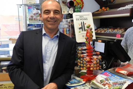 ФРАНЦИЯ: «Электронная сигарета является частью эволюции предложения табака»