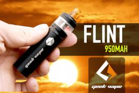 ΠΛΗΡΟΦΟΡΙΕΣ ΠΑΡΤΙΔΩΝ: Flint 950mAh (GeekVape)