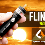 INFO BATCH : Flint 950mAh (GeekVape)