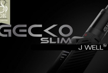 REVUE / TEST: Gecko Slim by JWell