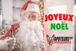 CHRISTMAS 2018: Het redactieteam van Vapoteurs.net wenst u fijne feestdagen!