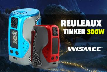 מידע נוסף: Reuleaux Tinker 300W (Wismec)