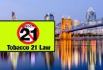 ארצות הברית: העיר סינסינטי באוהיו אוסרת על מכירת סיגריות אלקטרוניות לאנשים מתחת לגיל 21.