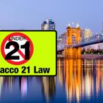ETATS-UNIS : La ville de Cincinnati en Ohio interdit la vente d'e-cigarette aux moins de 21 ans.