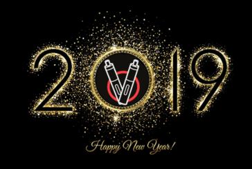 BONNE ANNEE : Nos voeux et nos engagements pour 2019 !