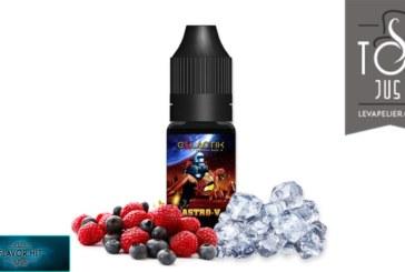 סקירה / בדיקה: ASTRO V (טווח GALACTIK) על ידי Flavor HIT