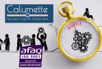 经济:Calumette是第一家通过AFNOR获得ISO 9001认证的vape分销商。