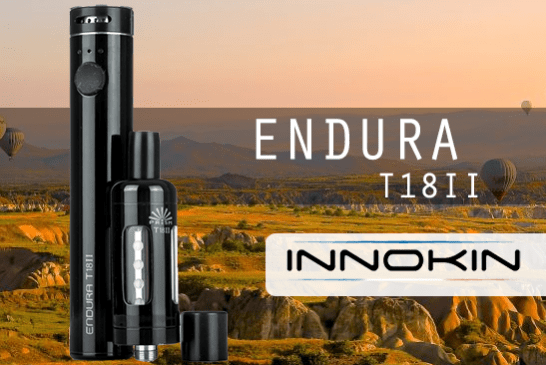 INFO BATCH : Endura T18II (Innokin)