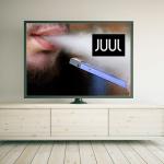 EE. UU .: 10 Million Dollars para la primera campaña publicitaria de televisión del e-cigarette Juul!