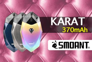 ΠΛΗΡΟΦΟΡΙΕΣ ΠΑΡΤΙΔΑΣ: Karat 370mAh (Smoant)