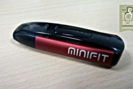 REVUE / TEST: Minifit by Justfog